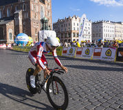 Tour de Pologne 2013 Royalty Free Stock Images