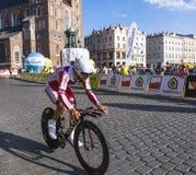 Tour de Pologne 2013 royalty free stock images