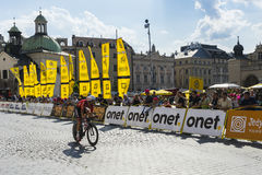 Tour de Pologne 2014 Royalty Free Stock Images