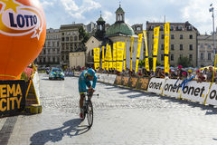 Tour de Pologne 2014 Royalty Free Stock Photo