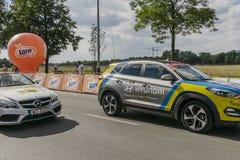 Tour de Pologne 2017 Stock Images