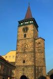 Tour de porte de Valdice dans Jicin Photographie stock libre de droits