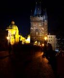 Tour de Prague Images stock