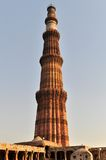 Tour de Qutub Minar Image stock