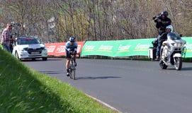 Tour DE Romandie 2013 Stock Foto