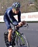 Tour DE Romandie 2013 Stock Afbeeldingen