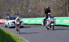 Tour de Romandie 2013 Stock Photography