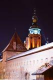 Tour de sécurité de Lviv Images stock