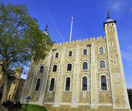 Tour de Sa Majesté de Londres Images stock
