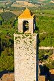 Tour de San Gimignano photo stock
