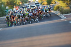 2013 Tour DE Scottsdale Cycling Royalty-vrije Stock Afbeelding