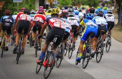 Tour DE Singkarak Stock Fotografie