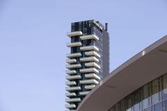 Tour de solariums à Milan Photos stock