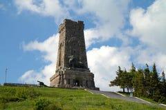 Tour de sommet de Shipka Image stock