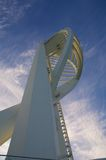 Tour de spinnaker Image stock
