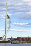 Tour de Spinnaker, Portsmouth Photo stock