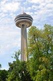 Tour de surveillance chez Niagara Falls Image libre de droits