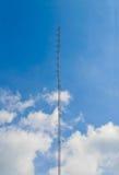 Tour de télécom pour le mobile par radio Image libre de droits