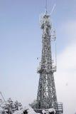 Tour de télécommunication Photo libre de droits