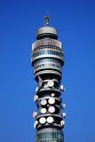 Tour de télécommunication Images libres de droits