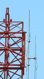 Tour de télécommunication Images stock
