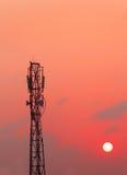 Tour de téléphone portable Photographie stock libre de droits