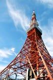 Tour de Tokyo avec le jour ensoleillé lumineux Photographie stock libre de droits