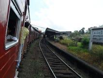Tour de train Photos libres de droits