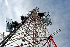 Tour de transmission Images stock