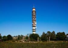 Tour de transmission : GM/M, UMTS, 3G Image libre de droits