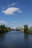 Tour de TV, Berlin Germany Photo libre de droits