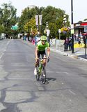 Tour DE Victoria 2017 Royalty-vrije Stock Foto
