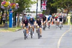 Tour De Victoria 2017 Stock Image