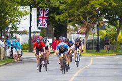 Tour De Victoria 2017 Stock Photography