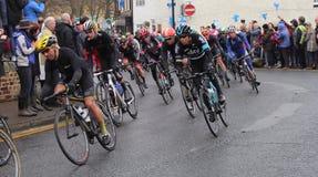 Tour de Yorkshire 2016 Stock Images