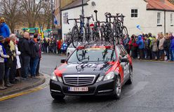 Tour de Yorkshire 2016 Royalty Free Stock Photos