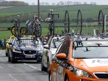 Tour De Yorkshire 2015 Stock Photos