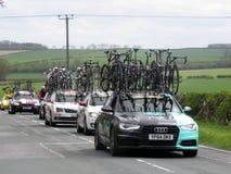 Tour De Yorkshire 2015 Royalty Free Stock Image