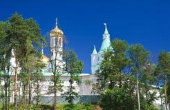 Tour de Zion La Russie photographie stock