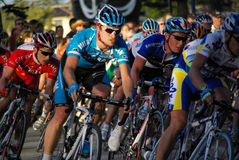 Tour Down Under Cyclists Royalty Free Stock Photography