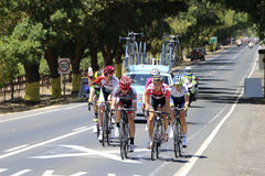 Tour Down Under 2016 - Womens Royalty Free Stock Photo