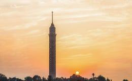 Tour du Caire Photographie stock