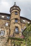 Tour du château dans Wernigerode Image libre de droits