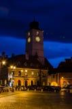 Tour du Conseil de Sibiu Photographie stock