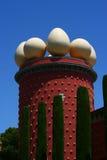 Tour du musée de Salvador Dali Images stock