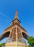 tour du nord est de pilier d'Eiffel Images libres de droits