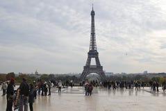 Tour Eiffel à Paris France Photo stock