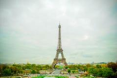 Tour Eiffel à Paris, France Photos stock