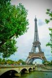 Tour Eiffel à Paris, France Images stock