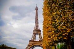 Tour Eiffel à Paris, France Photo libre de droits